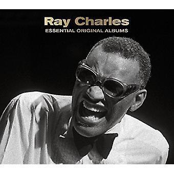 Ray Charles - Essential Original Albums [CD] USA import