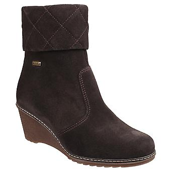 Cotswold Womens Cornwell Waterproof Zip up Ankle Boot