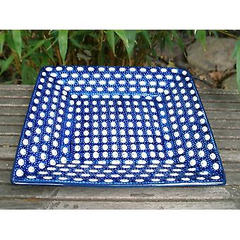 Plate / plate 20 x 20 cm, 4 tradition, BSN m-079