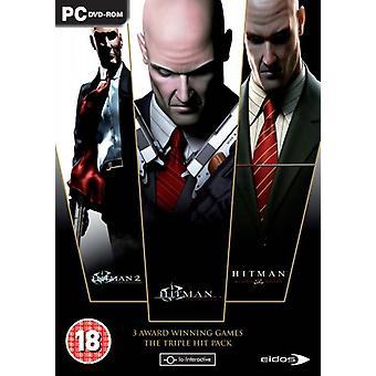 Hitman Triple Pack (PC DVD) - Nowość