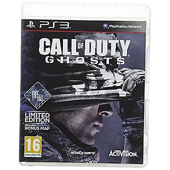 Call Of Duty Ghosts PS3 Game - Novo