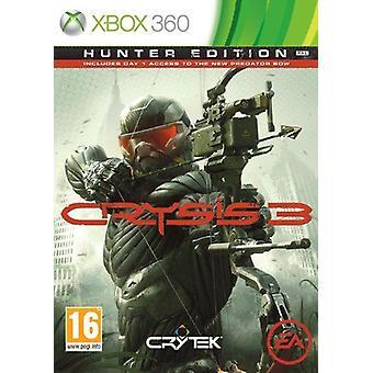 Crysis 3 Hunter Edition jeu Xbox 360
