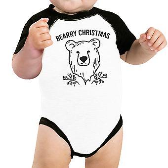 Bearry joulu karhu valkoinen hellitellä paita pieni Pet loma varusteet