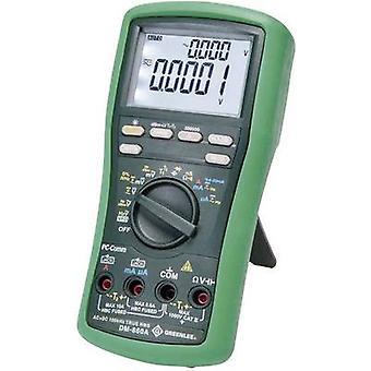 Greenlee DM-860A håndholdt multimeter Digital CAT IV 1000 V skjerm (teller): 500000