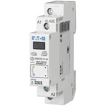 Interruttore di cambio d'impulso 16 A 1 creatore Eaton 265262