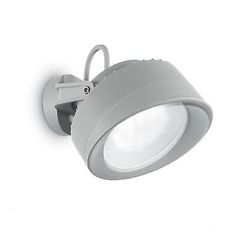 Ideal Lux Tommy Wall Light Grey
