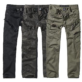 Brandit men's cargo pants Adven slim fit