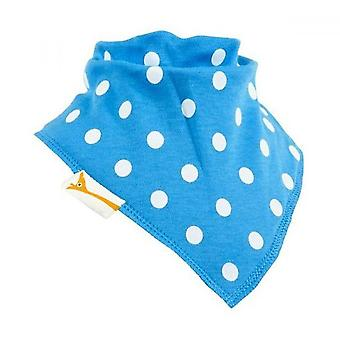 Bavaglino bandana blu & bianco spot