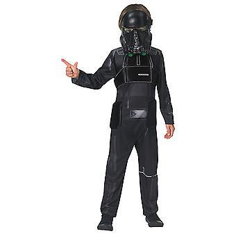 Death Trooper Deluxe Star Wars Kostüm für Kinder