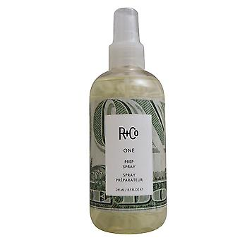 R + Co één Prep Spray 8,5 OZ