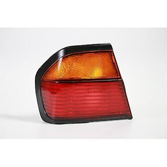 Linker passagiersachterlamp (Saloon Amber Indicator) voor Nissan PRIMERA 1991-1996