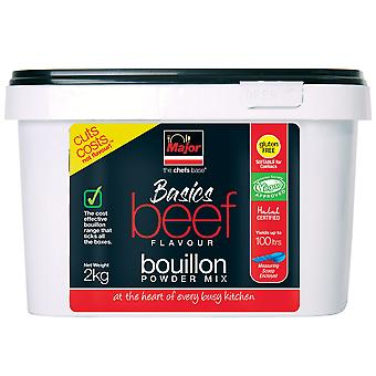 Major Gluten Free Basic Beef Boullion