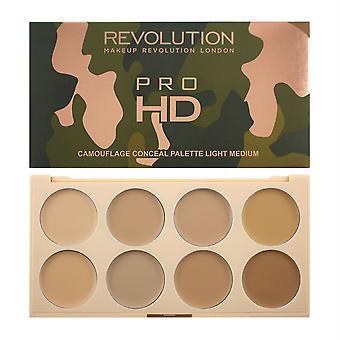 Make-up revolutie Ultra HD camouflage licht medium