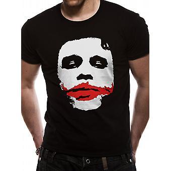 Le Dark Knight-Joker Big Face T-Shirt