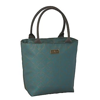 Beau and Elliot Teal Lunch Tote
