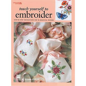 Teach Yourself to Embroider by Kooler Design Studio - 9781574866841 B