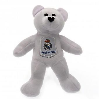 皇家马德里足球俱乐部迷你熊毛绒玩具