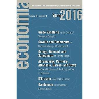 Economia - primavera 2016 por Raquel Bernal - Marcela Eslava - 97808157286