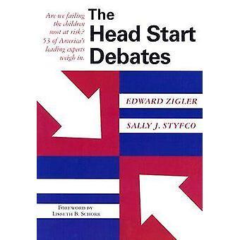 Les débats de la longueur d'avance par Edward Zigler - Sally J. Styfco - 978155766