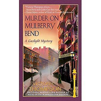 Mord på Mulberry Bend (Gaslight mysterier)