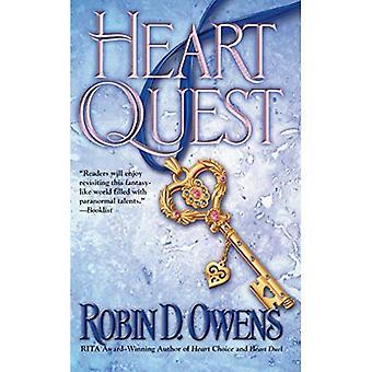 Heart Quest (Berkley Sensation)