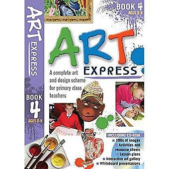Kunst Express bok 4