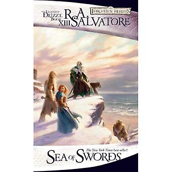 Sea of Swords (Forgotten Realms: The Legend of Drizzt)