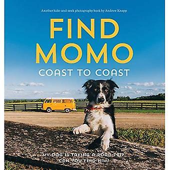 Hitta Momo kust till kust: en fotobok