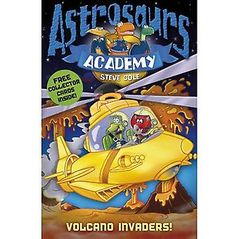 Astrosaurs Academy: Vulkaan Invaders!