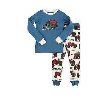 LazyOne Childrens/Kids Field Of Dreams Pyjamas