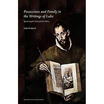 Bezittingen en familie in de geschriften van Luke: verhoor van de eenheid van Luke's ethiek