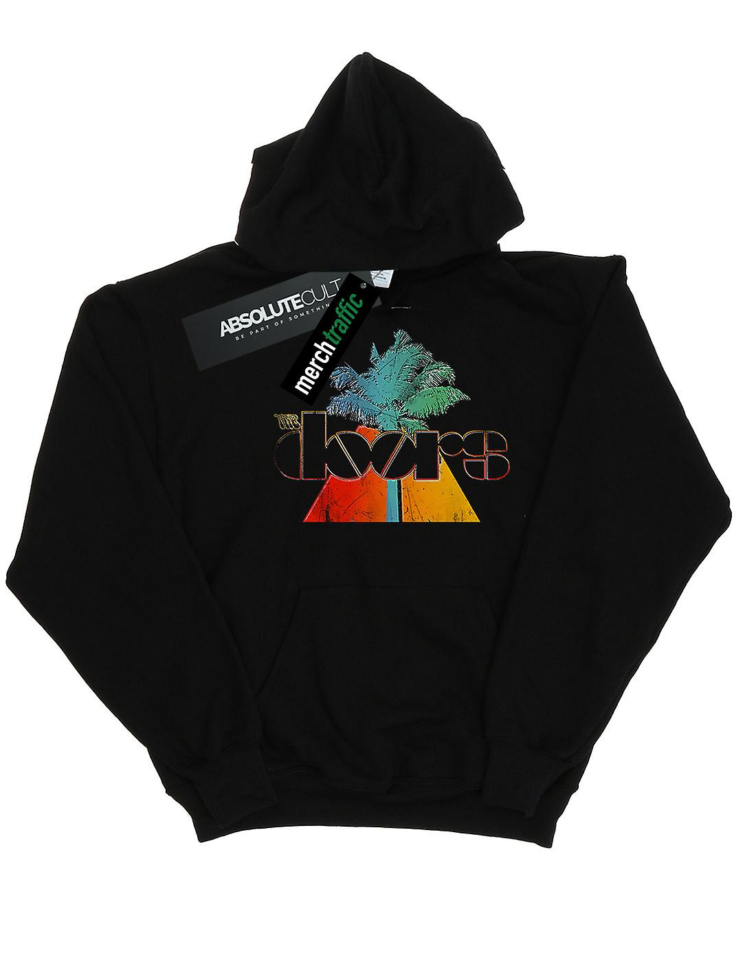The Doors Girls Palm Triangle Hoodie