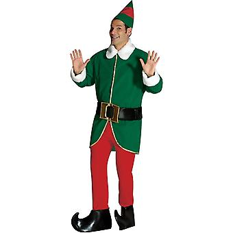 Christmas Elf Adult Costume - 10925