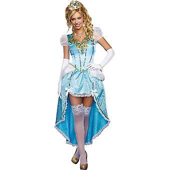 Fabulous Princess Adult Costume