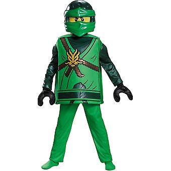 Lego Ninjago Lloyd Costume para crianças