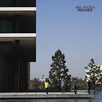 Abe Vigoda - Reviver [CD] USA import