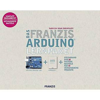 Franzis Verlag 4019631670328 Arduino™ Lernpaket Cursusmateriaal