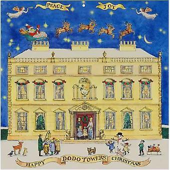 Dodo Pad Advent Calendar Traditional Not Interactive by Naomi McBride