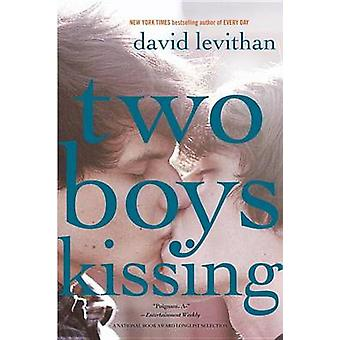 Two Boys Kissing by David Levithan - 9780307931900 Book
