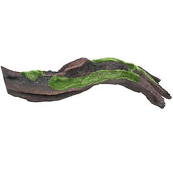 Fluval nero Driftwood replica con muschio 30cm