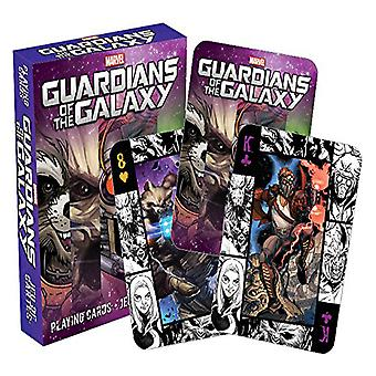 Marvel Guardians der Galaxy Comics Spielkarten