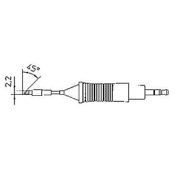 Weller RT7 soldeerpunt mes-tip 45 ° Tip maat 2,2 mm inhoud 1 PC (s)