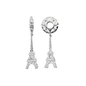 Storywheels Silver & Diamond Eiffel Tower S337D