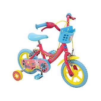 Świnia Peppa Happy 12 calowy rower