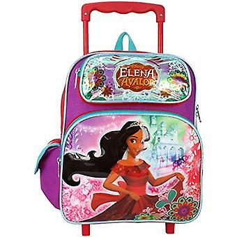 Small Rolling Backpack - Disney Princess - Elena of Avalor 12