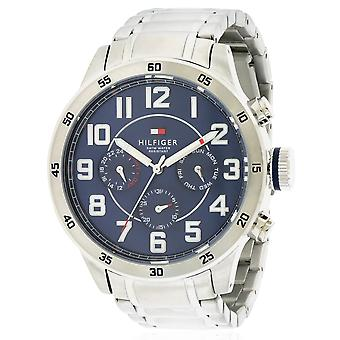 Tommy Hilfiger inox Chronograph Mens Watch 1791053