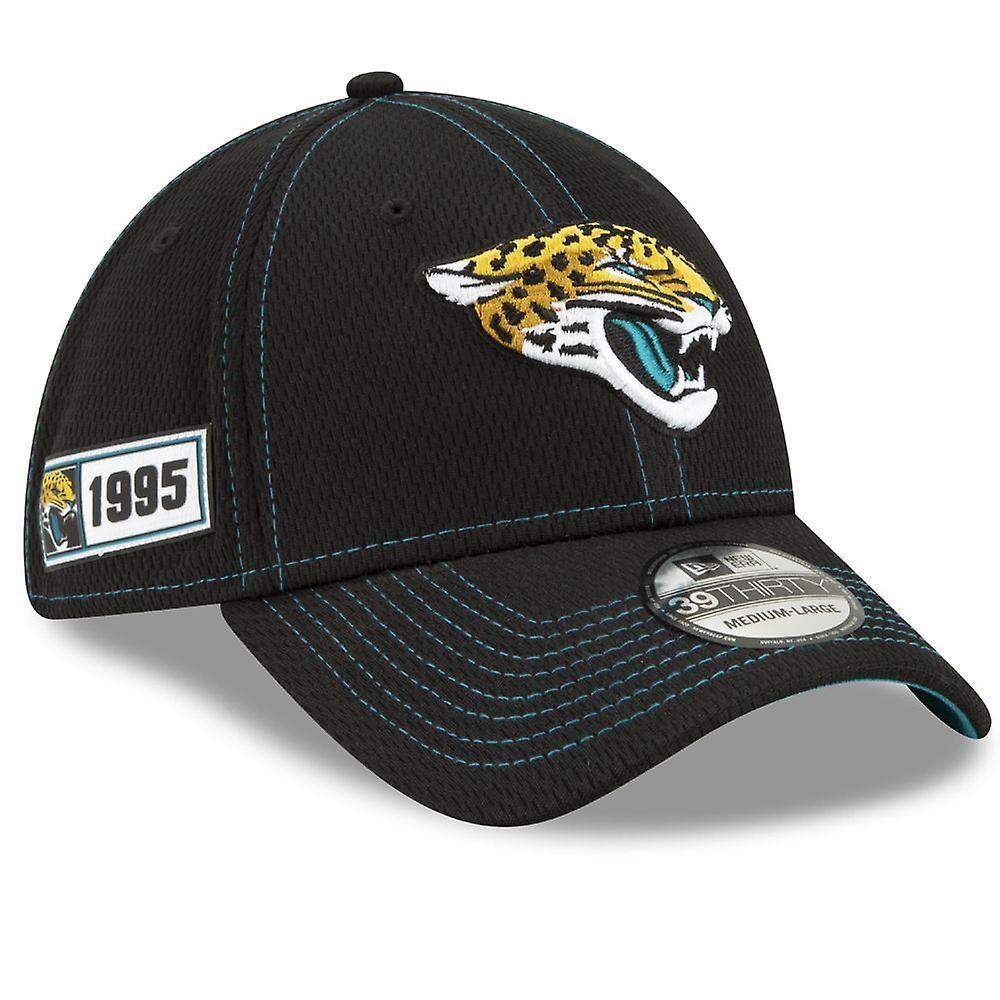 New Era NFL Onfield Sl Rd 39Thirty Cap ~ Jacksonville Jaguars