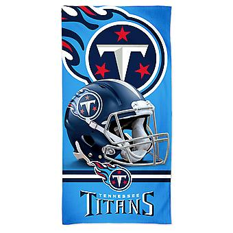 Wincraft NFL Tennessee Titans 3D Beach Towel 150x75cm