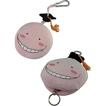 Key Chain - Assassination Classroom - Koro Sensei Relax Plush New ge38603
