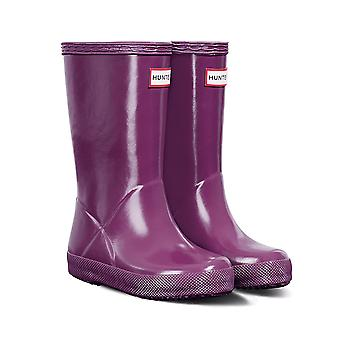 Hunter Kids First Toddler Classic Boots - Violet